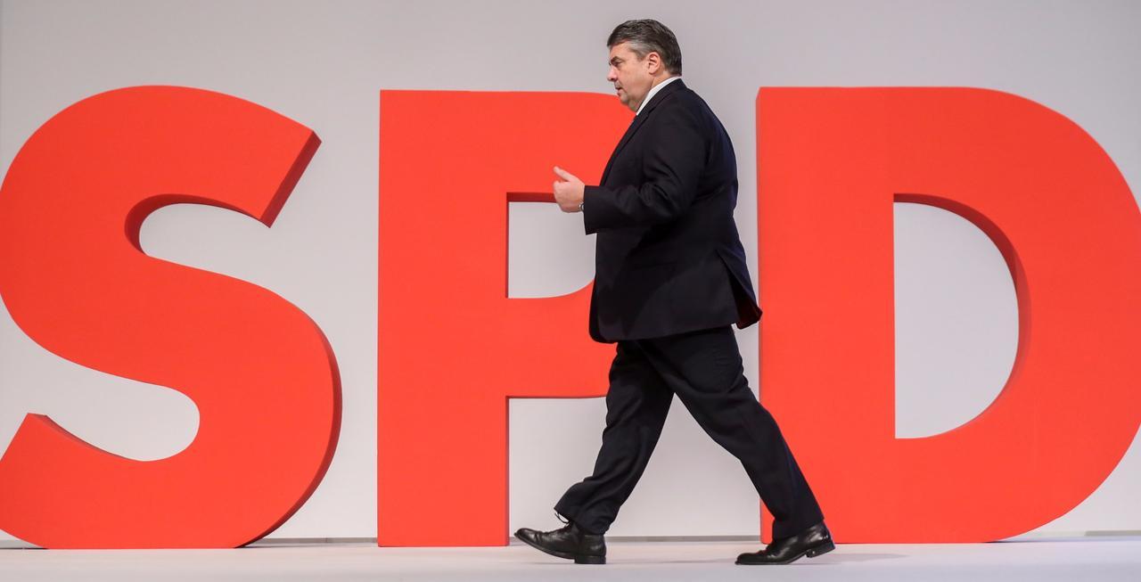 Machtwechsel bei der SPD