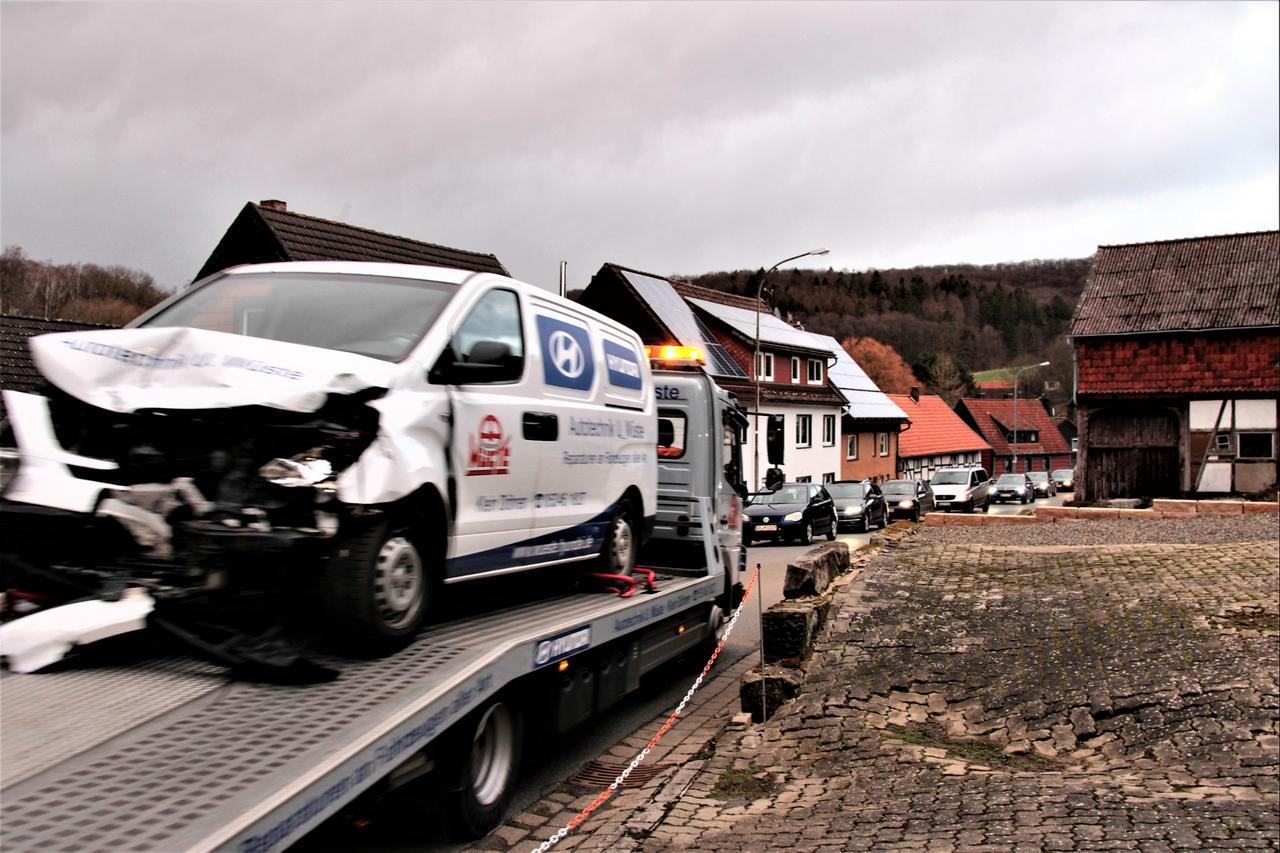 Verkehrunfall in Ostlutter