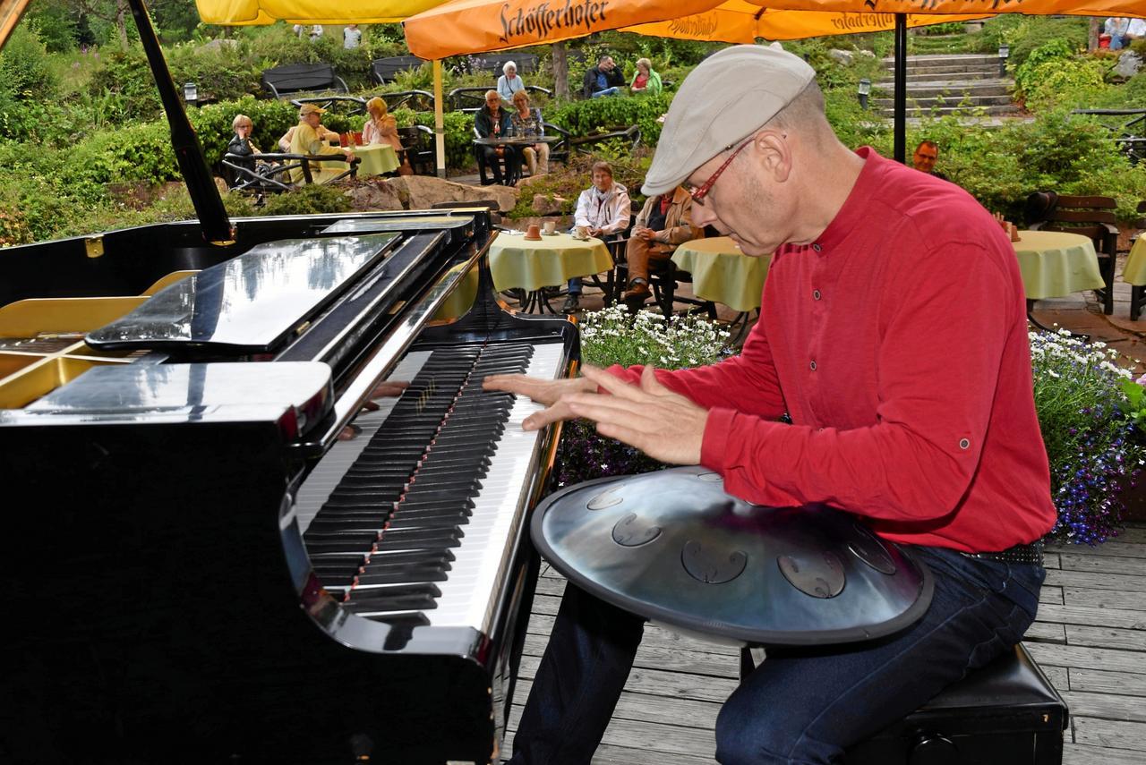 Ungewöhnliche Klavierklänge