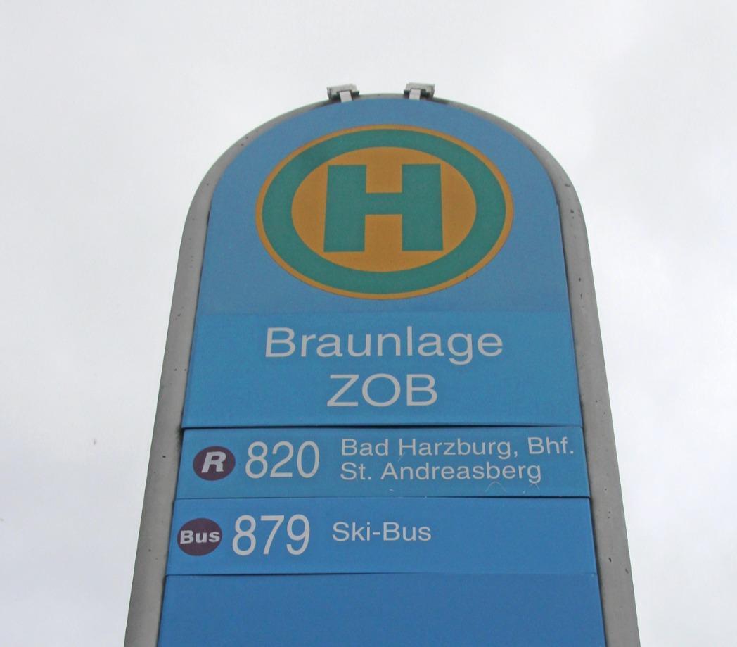 Skibus: Haltestellen bereits eingerichtet