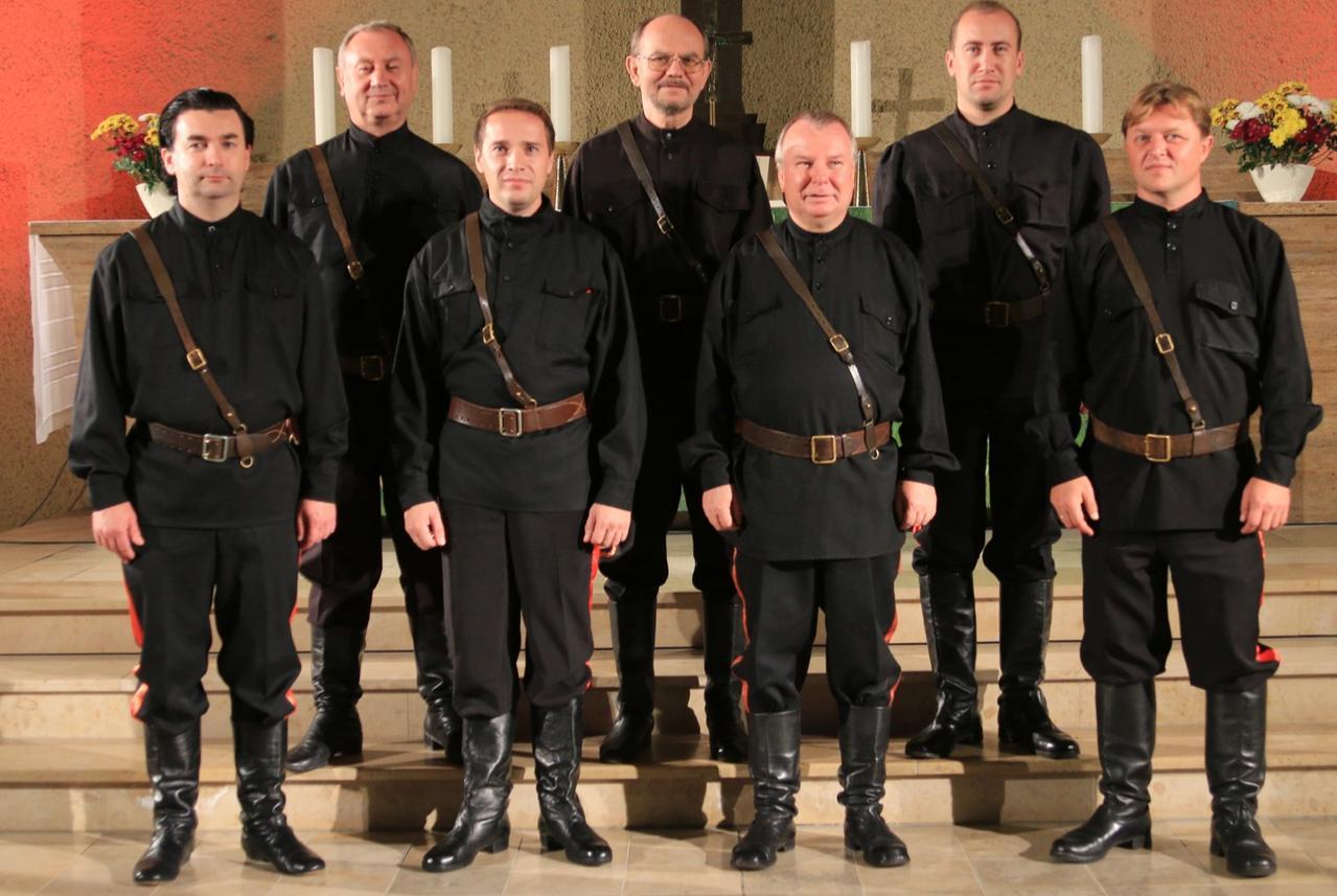 Kosaken-Chor kommt nach Beuchte