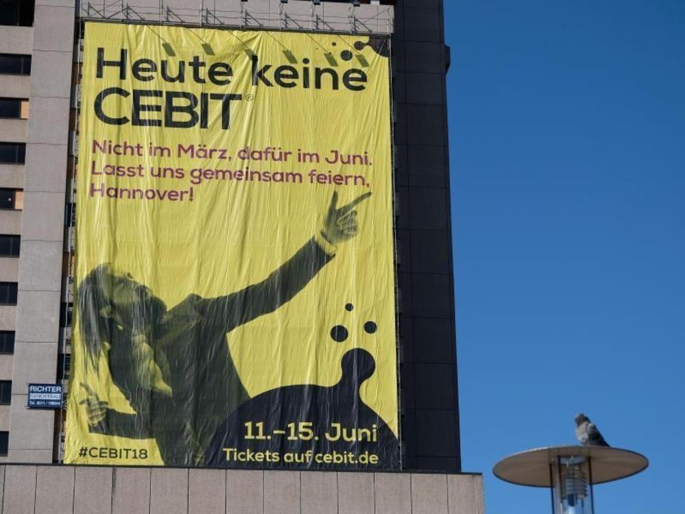 Cebit rechnet mit bis zu 2800 Ausstellern