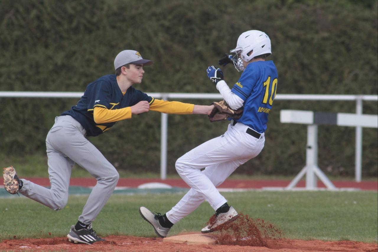 Baseball: Nächster Kantersieg für Krodos