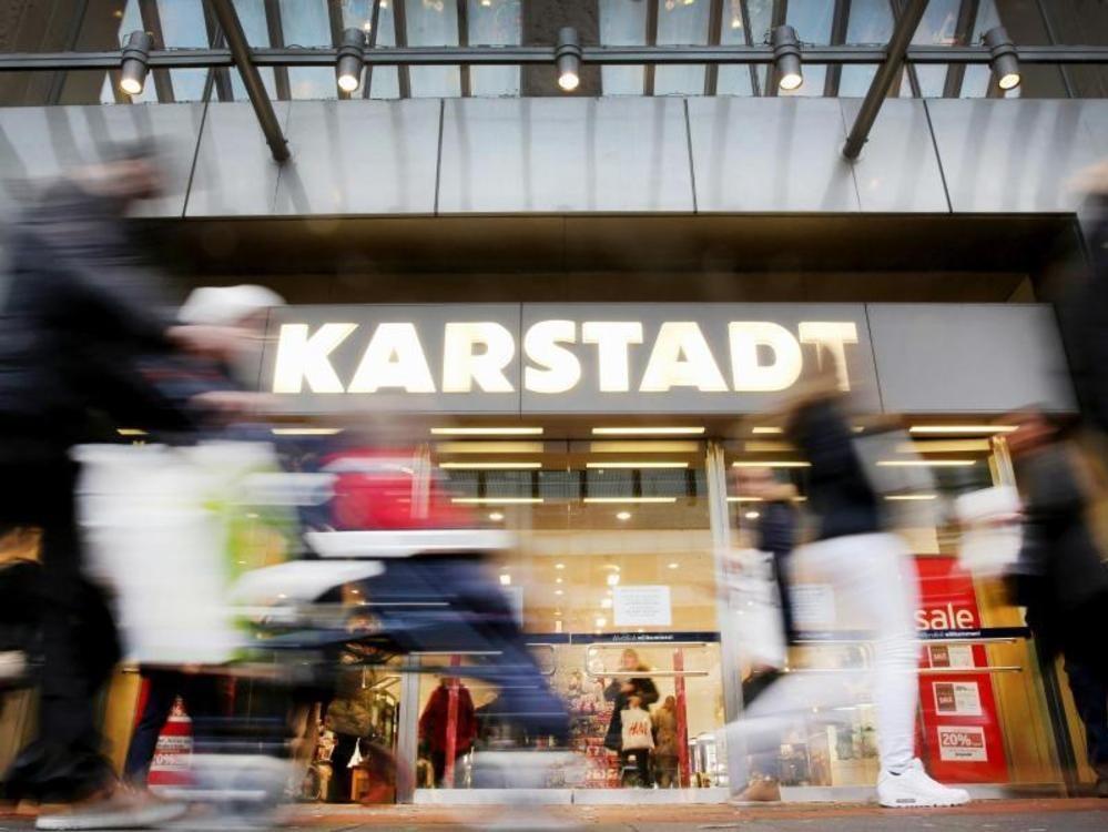 Karstadt arbeitet sich aus der Krise