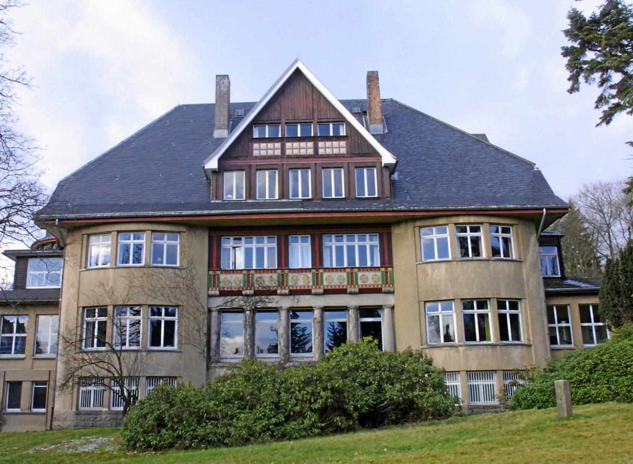 EU-Preis für Kulturerbe an das Sanatorium