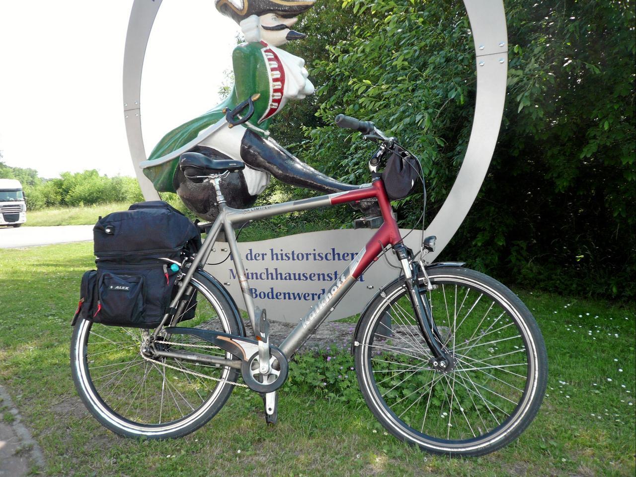 Mit dem Rad vom Harz nach Ostfriesland