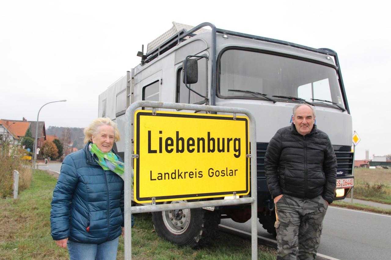 Mit dem Reisemobil über schließende Grenzen