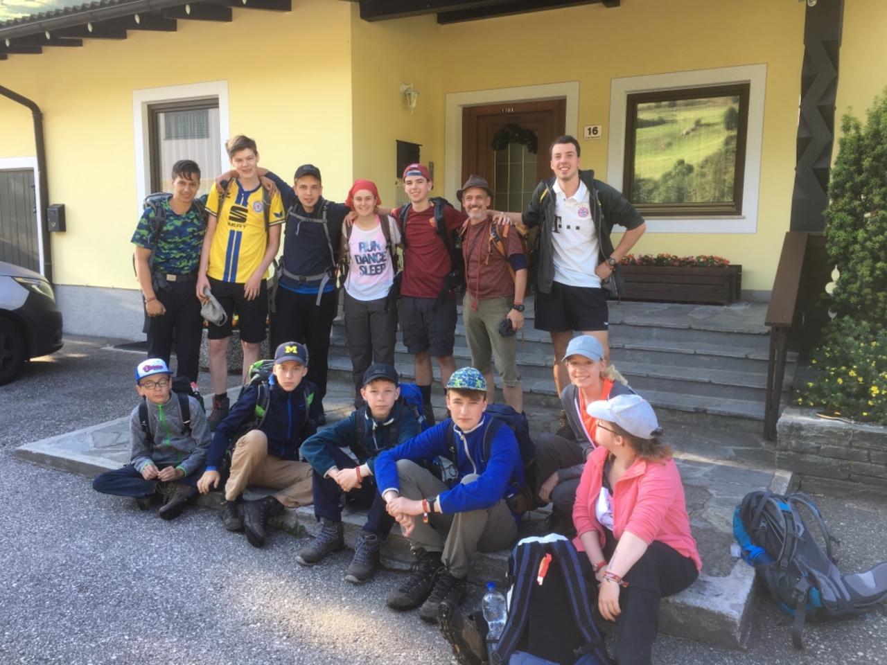 Wandergrüße aus Südtirol