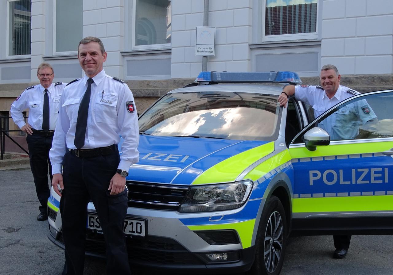 Wachwechsel bei der Bad Harzburger Polizei