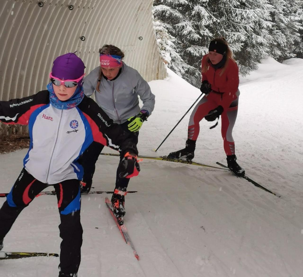 Skilanglauf im Harz: Da entwickelt sich was