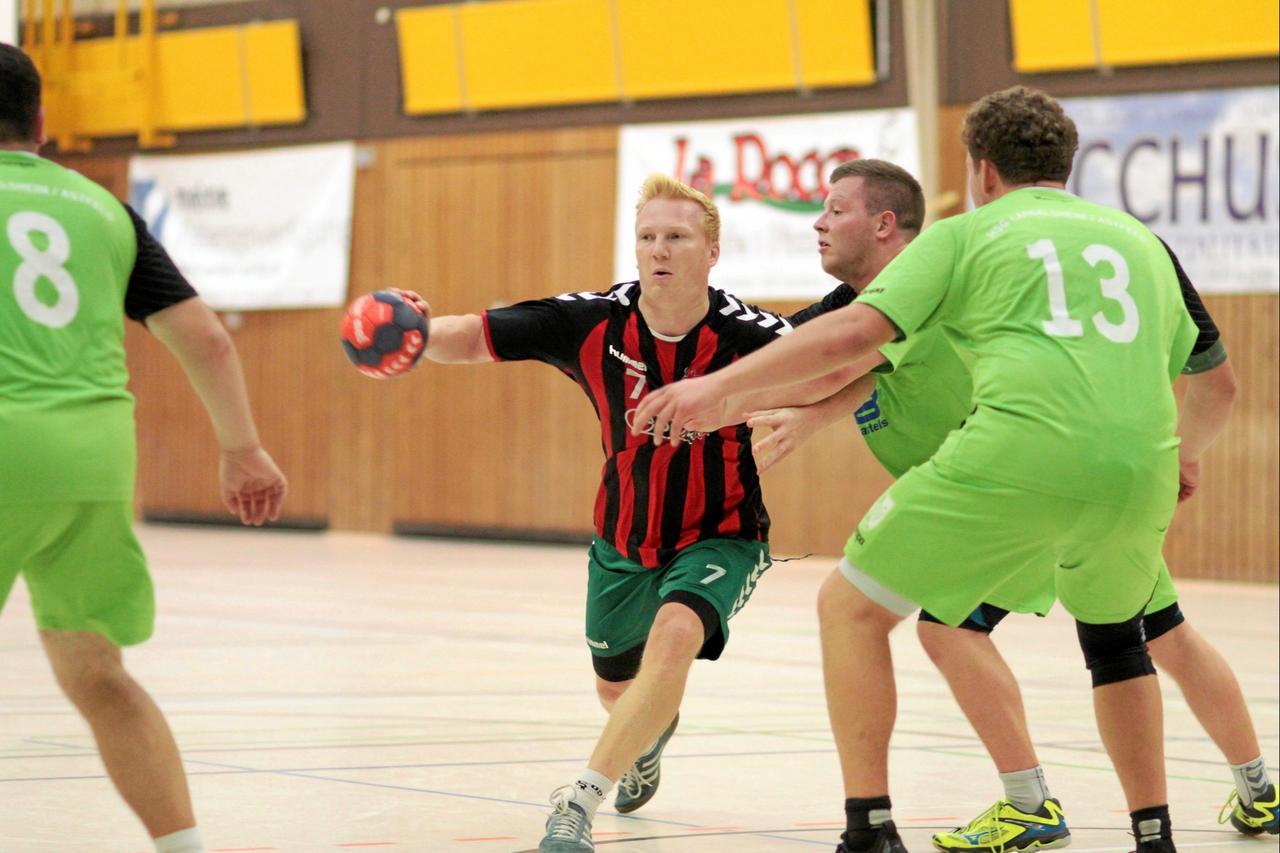 Hornburg erwartet Gegner selbstbewusst