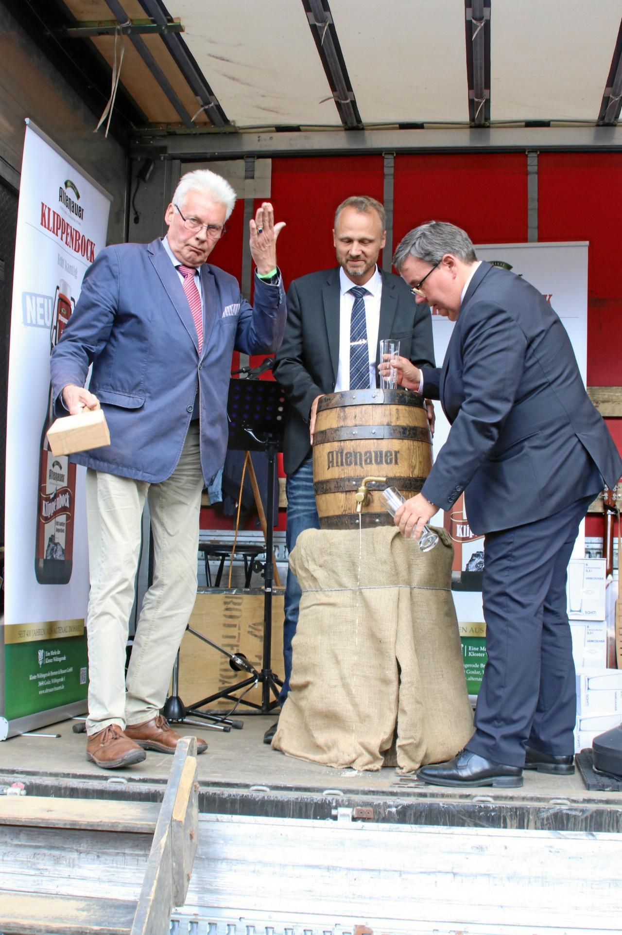 600 Besucher in der Altenauer Brauerei