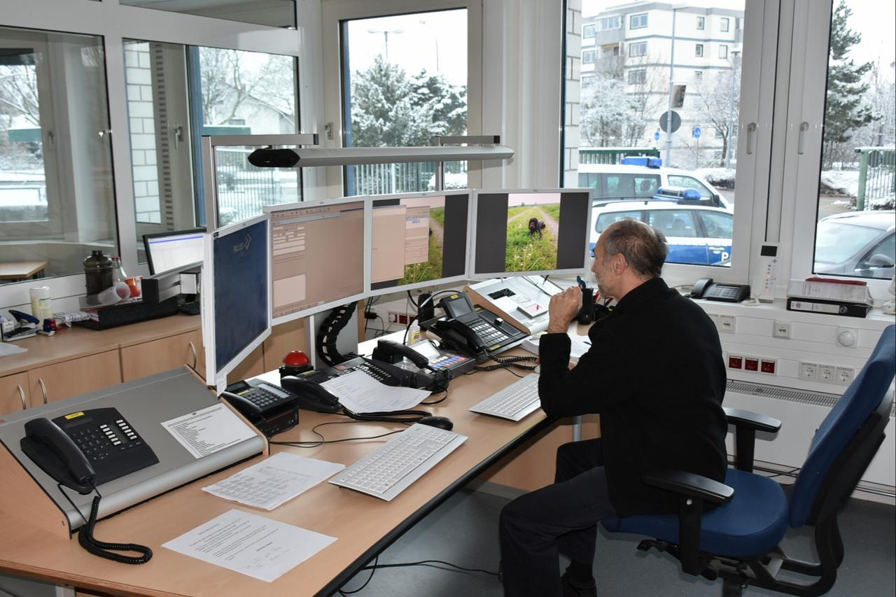Polizeiwache wurde modernisiert