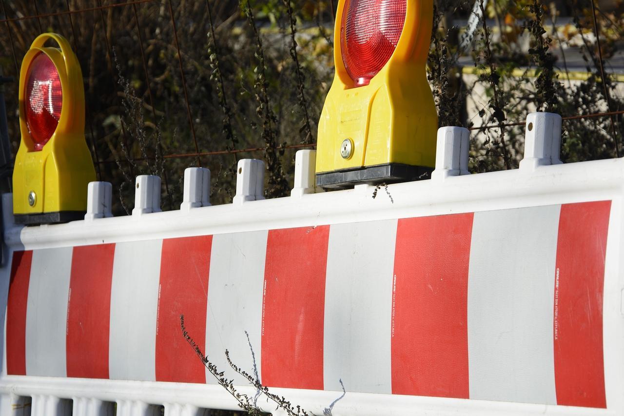 Verkehrsbehinderungen in Hannover