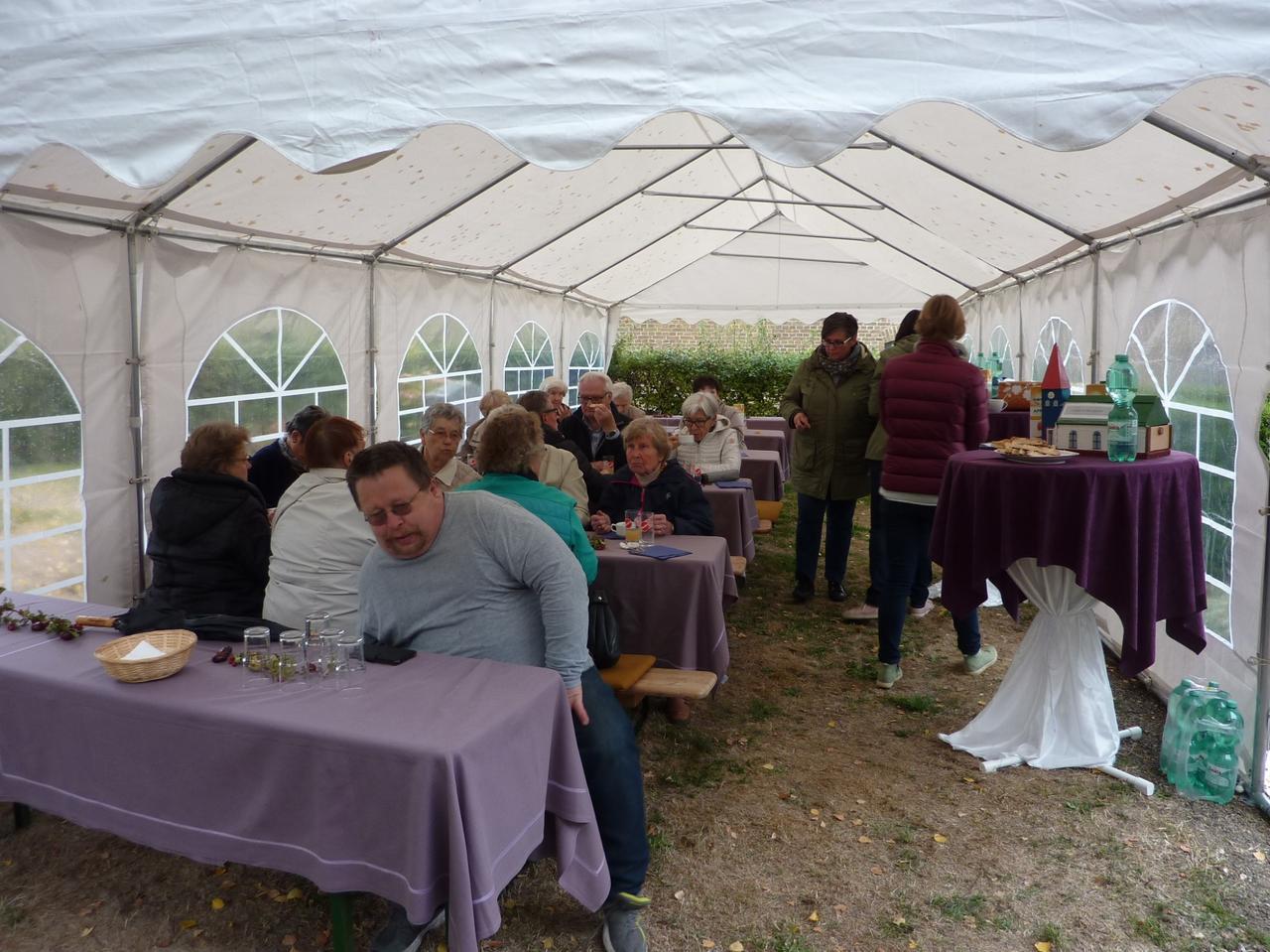 Fusionierte Kirchengemeinde feierte