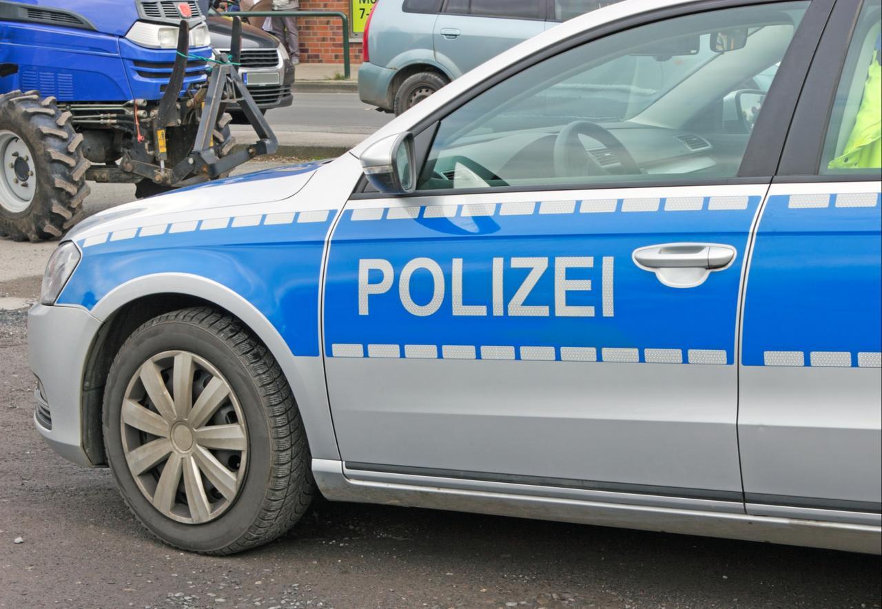 Kennzeichen von VW Caddy gestohlen