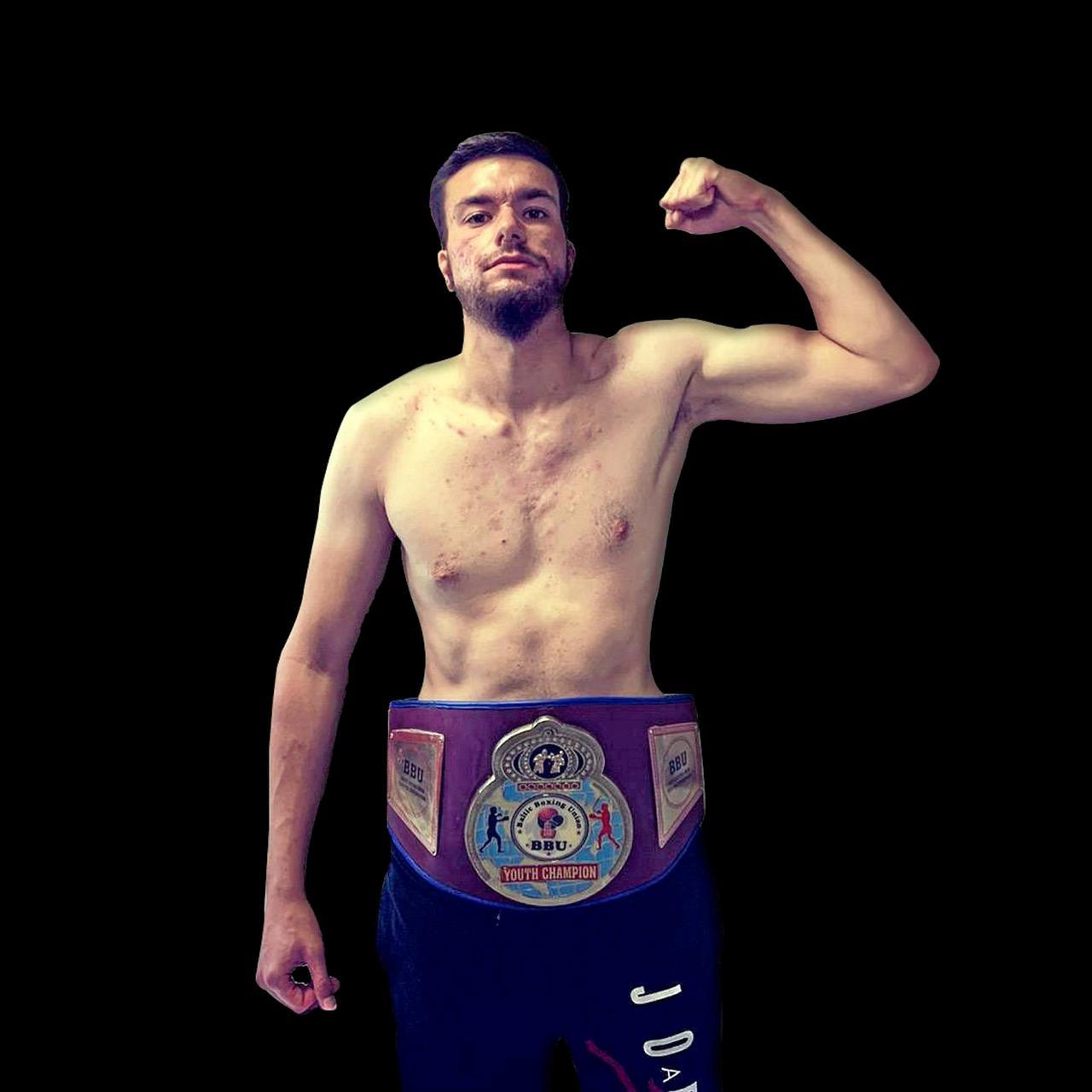Alexander Kage ist neuer BBU Youth-Champion