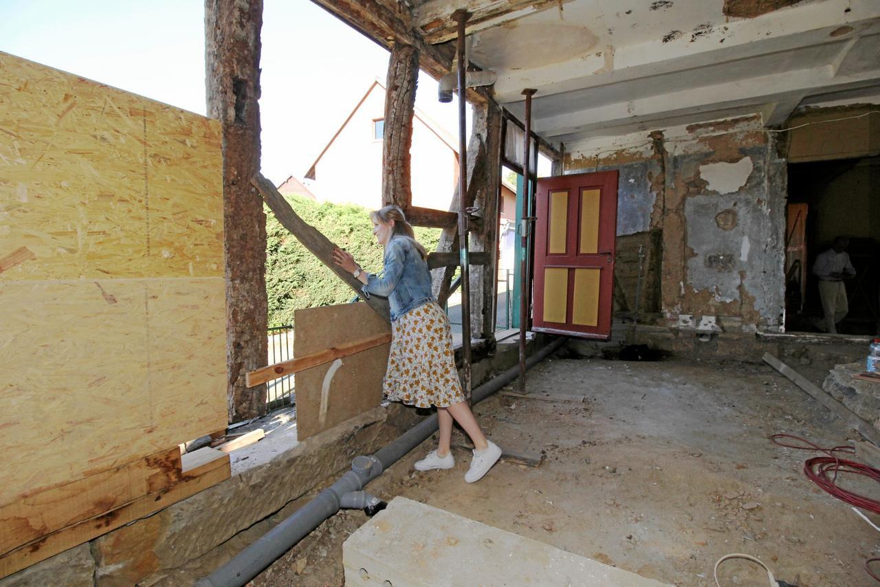 Neues Leben im alten Bauernhaus