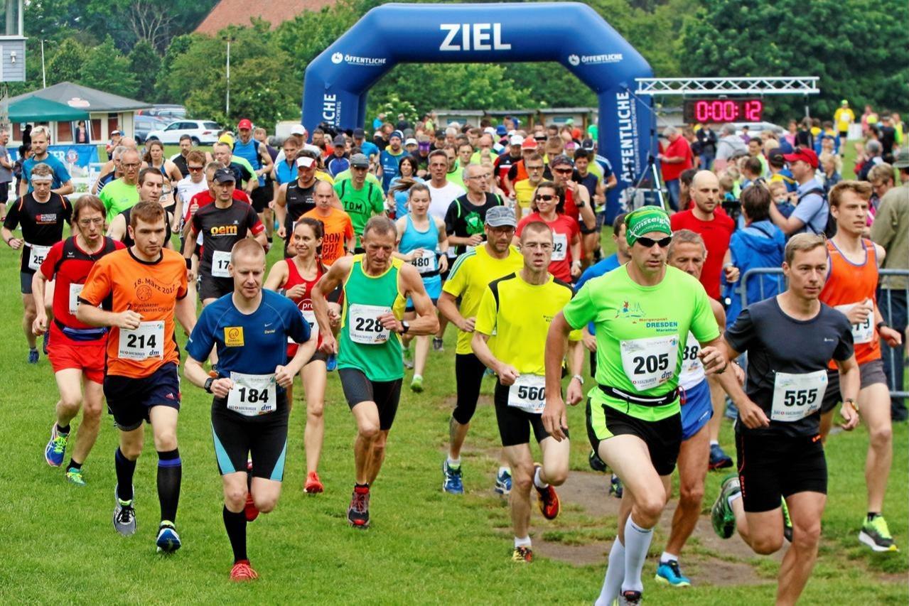 Anmeldung für Bergmarathon läuft