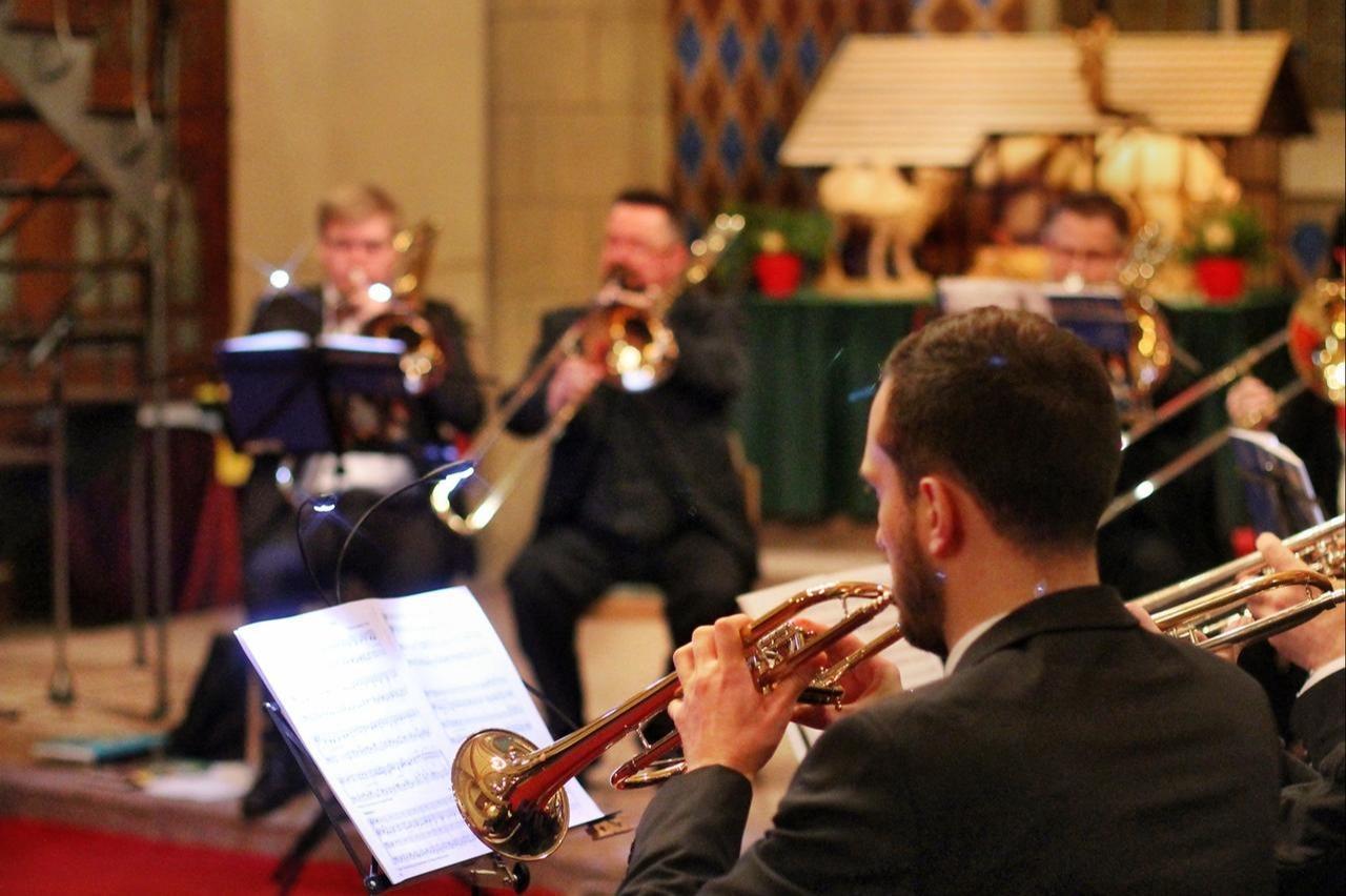 Konzert in der St.-Georg-Kirche