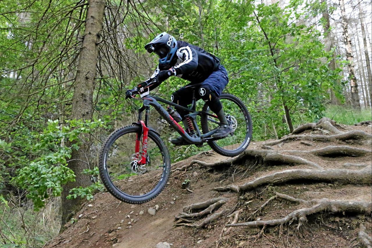 Streit um Mountainbike-Strecken bei Lerbach