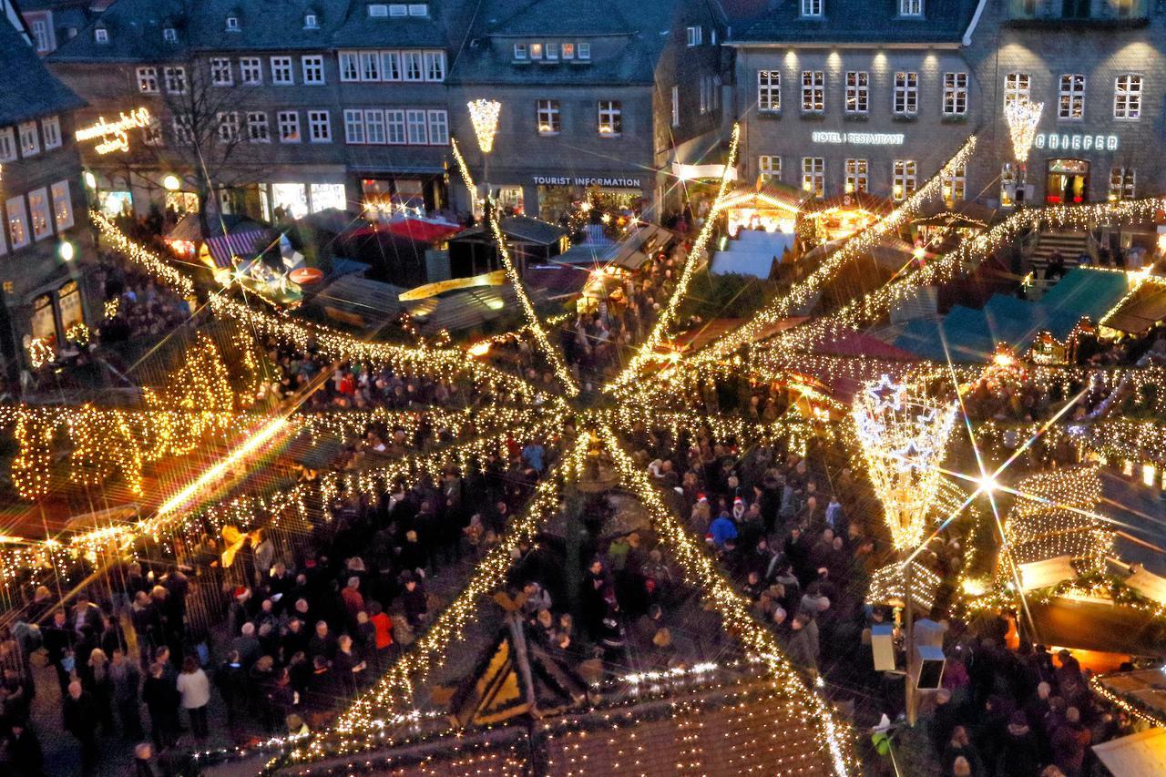 Goslar Weihnachtsmarkt.Weihnachtsmarkt Mal Anders Goslar Gz Live