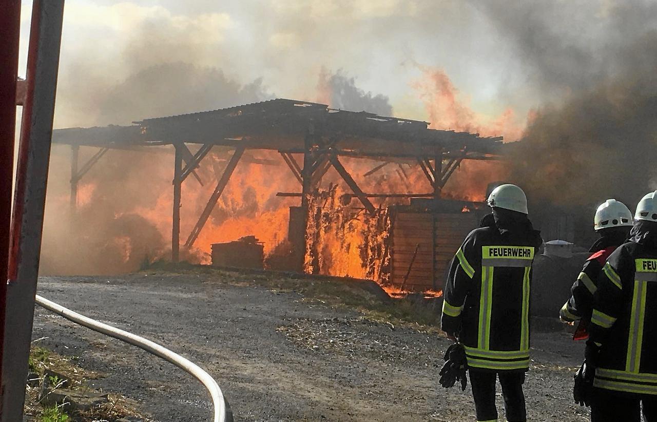 Gutachten sollen Brandursache klären