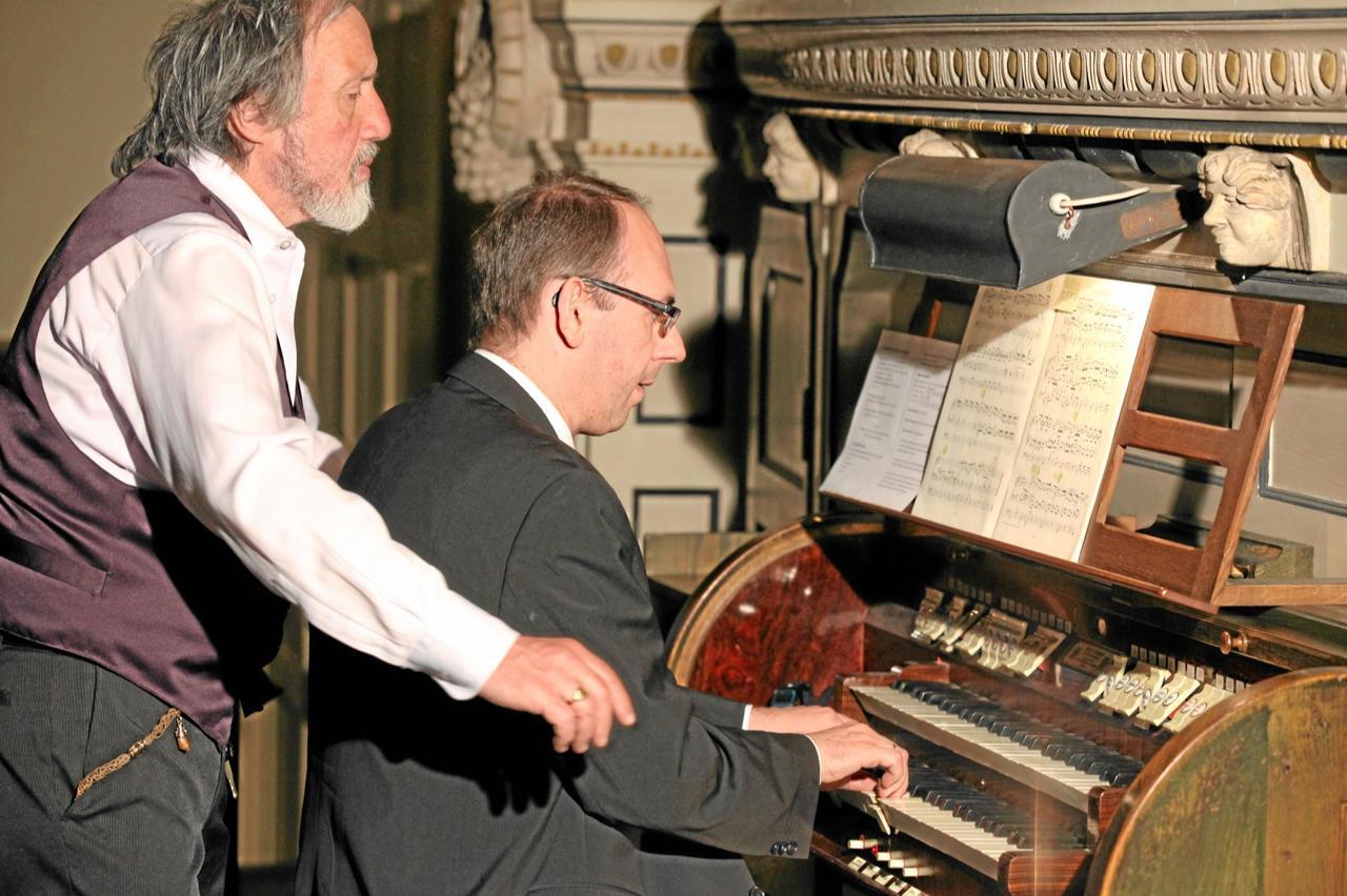 Benefizkonzert für  Wildemanner Orgel
