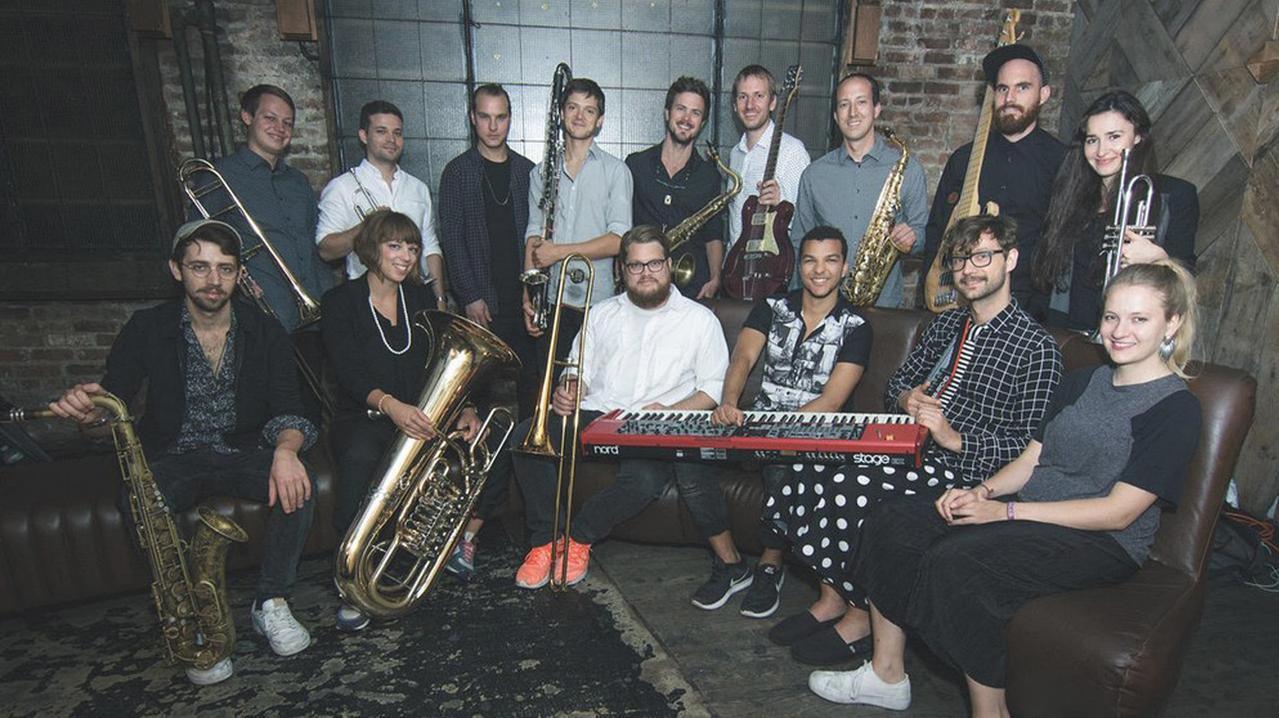 """Bigband """"Jazzrausch"""" spielt in Wernigerode"""