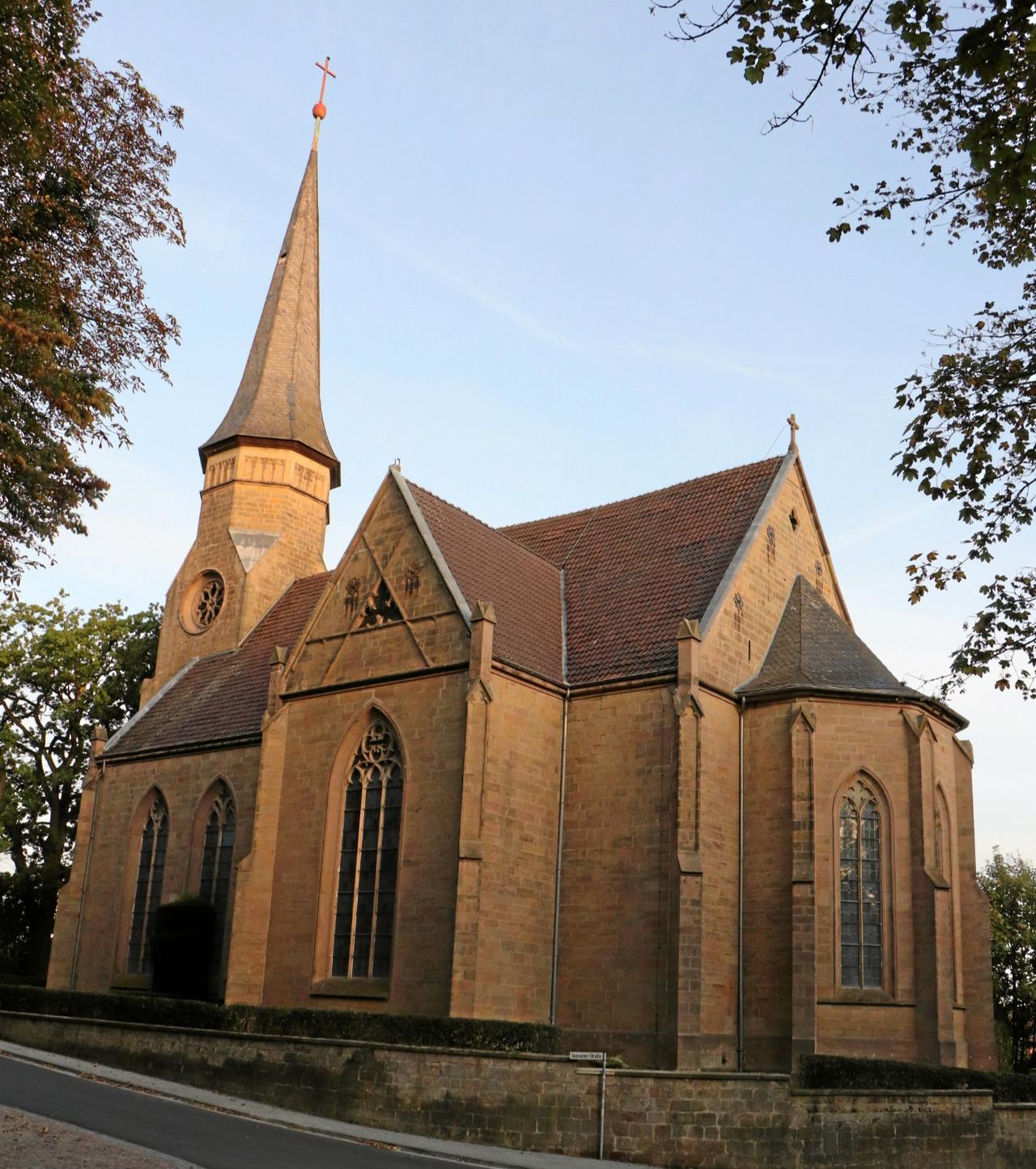 150 Jahre St. Georg