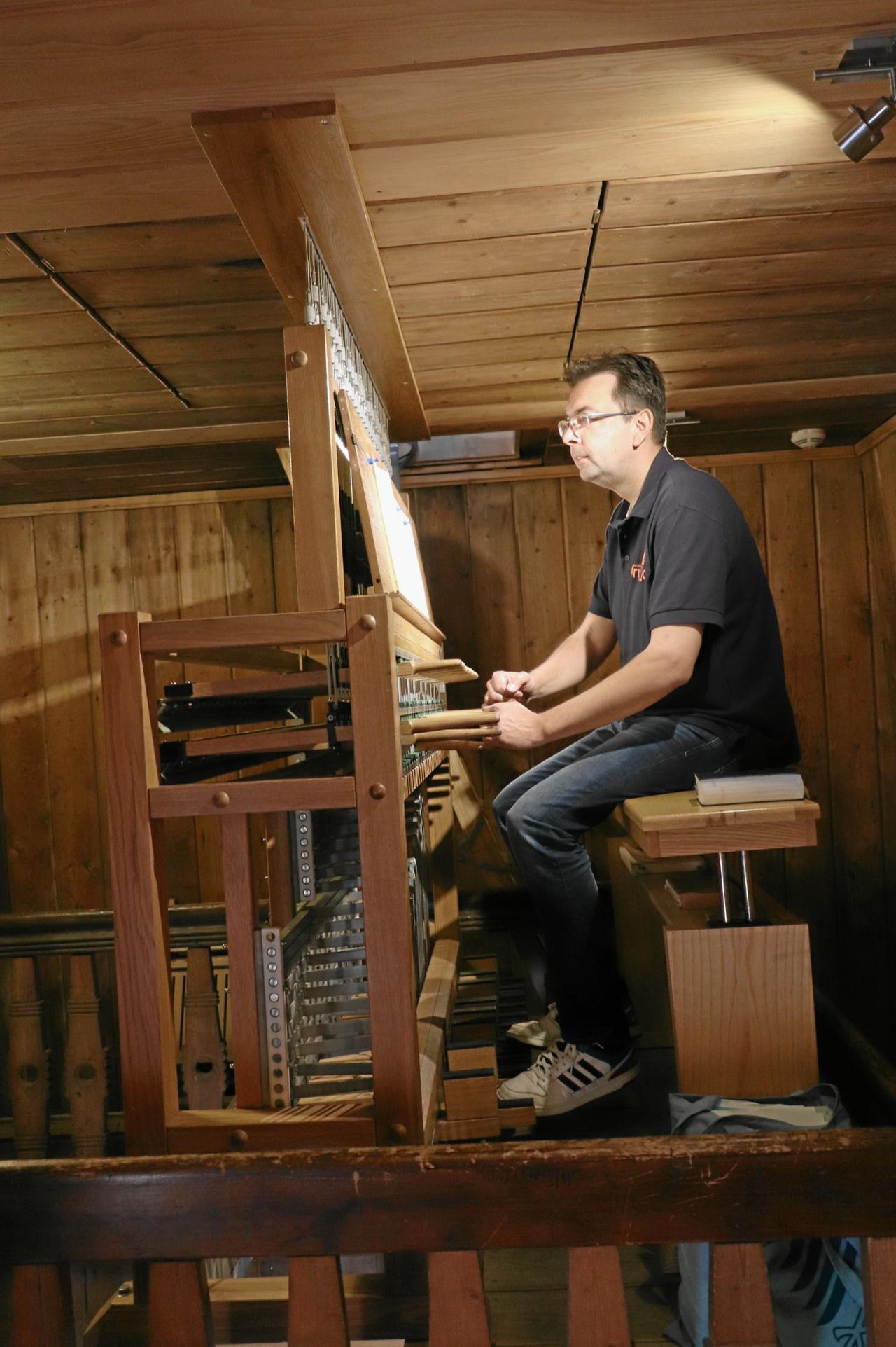Carillon-Töne haben nun Paten