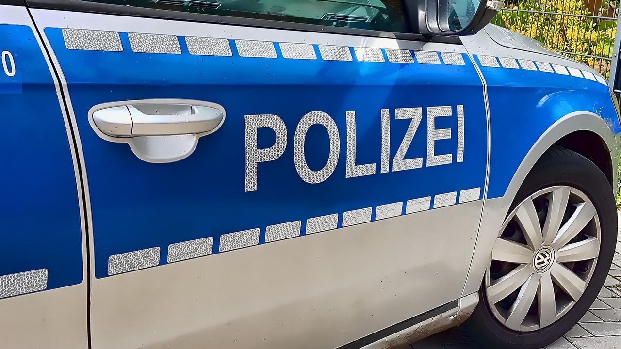 Kennzeichen von VW T4 gestohlen