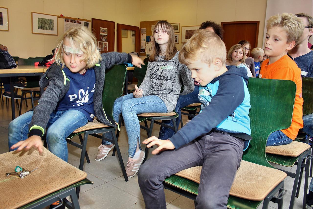 Kinderlobby bietet buntes Programm