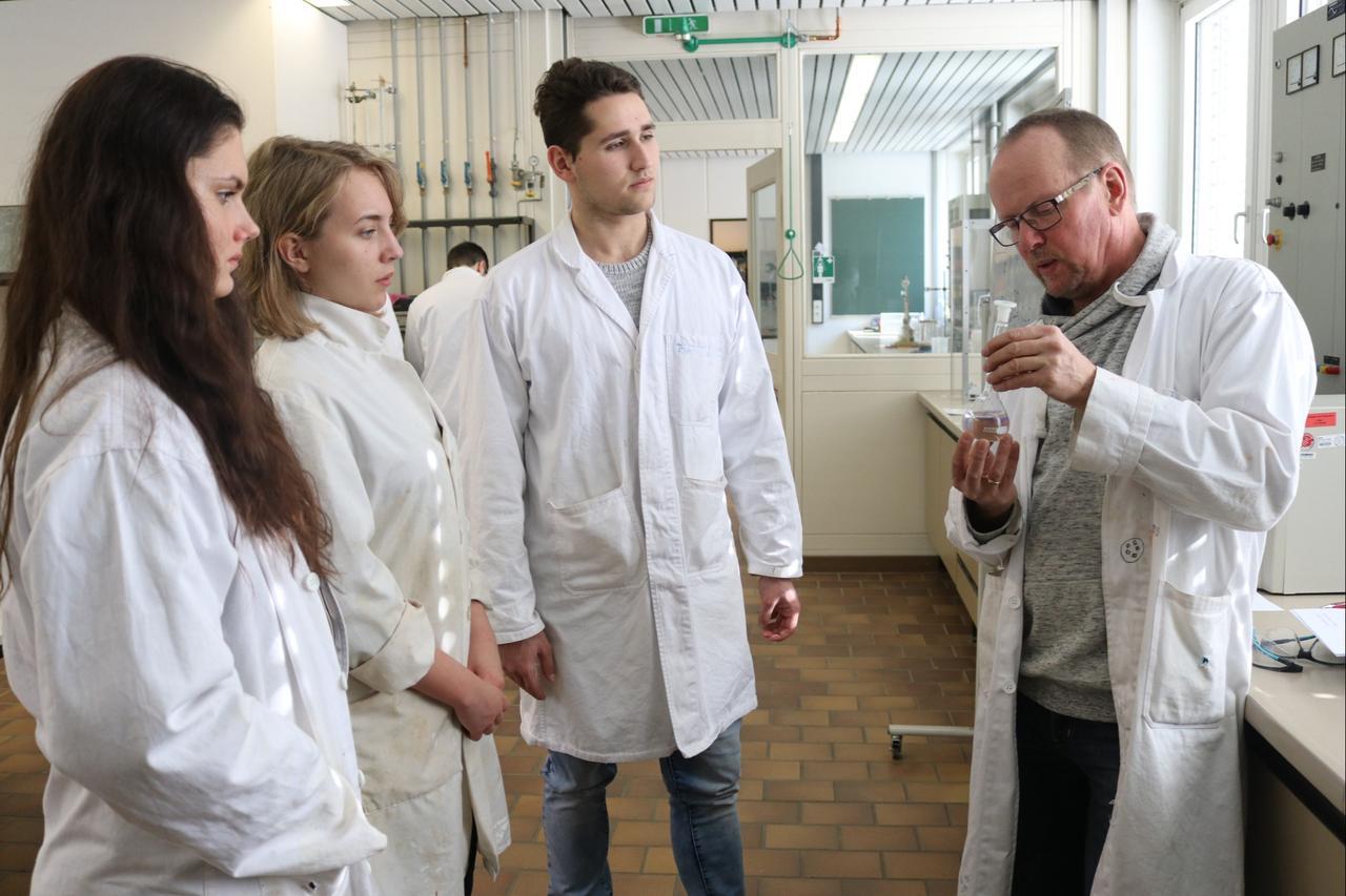 ICCW  im Institut für Physikalische Chemie
