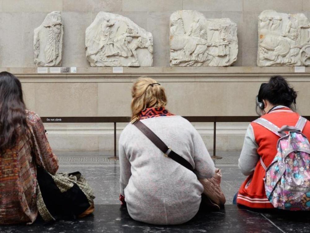 Athen fordert Parthenon-Friesteile zurück