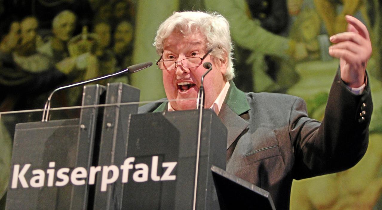 Helmut Krauss ist tot