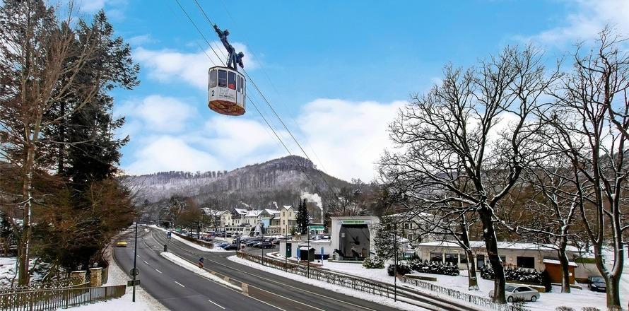 Winterzeit bei Harzburgs Attraktionen