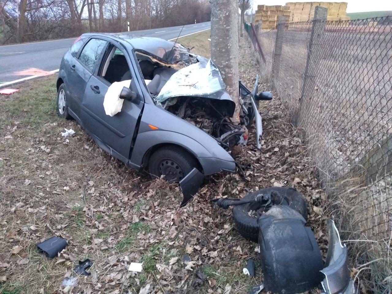 55-Jähriger stirbt bei Unfall