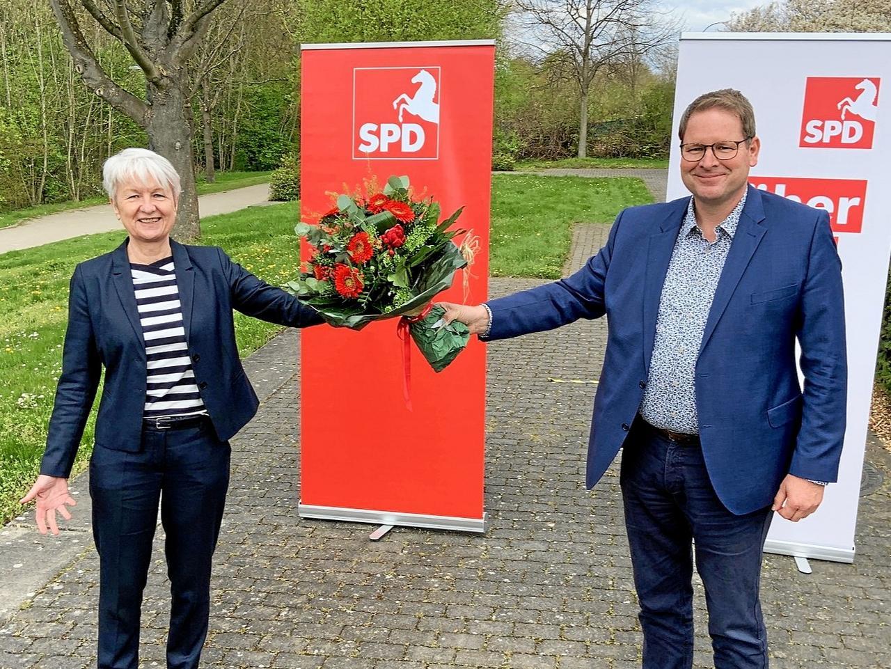 SPD nominiert Steinbrügge