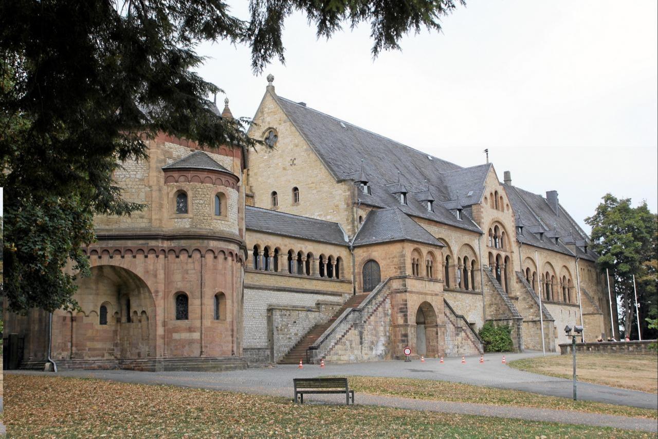 Kaiserpfalz Freitag ab 14 Uhr geschlossen
