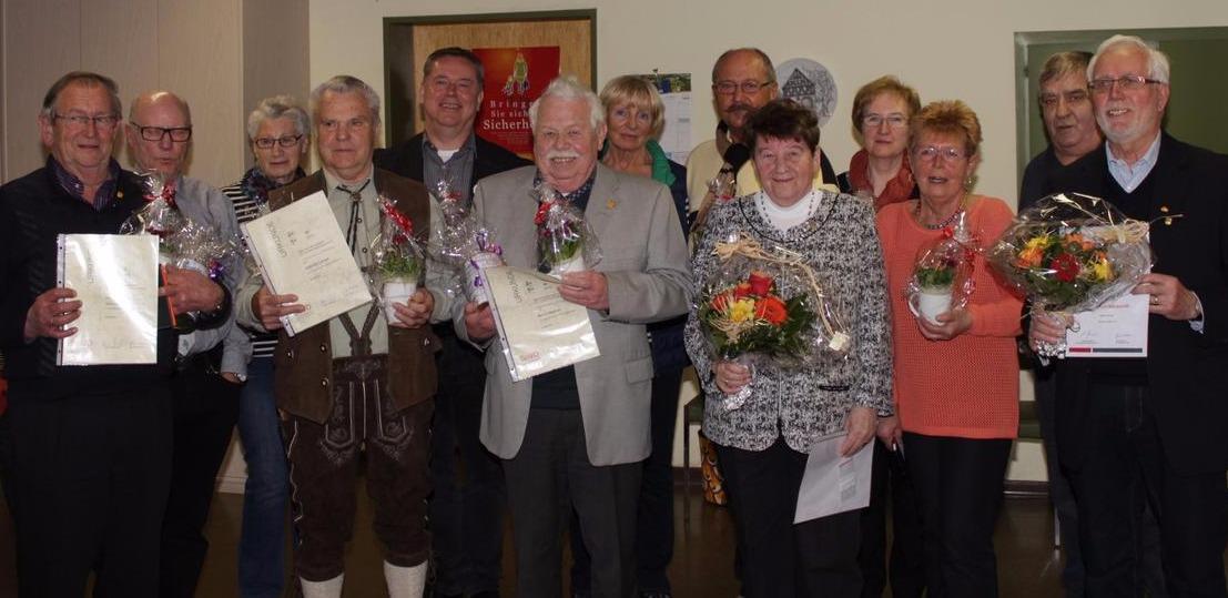 Sozialverband feiert 100-jährigen Geburtstag