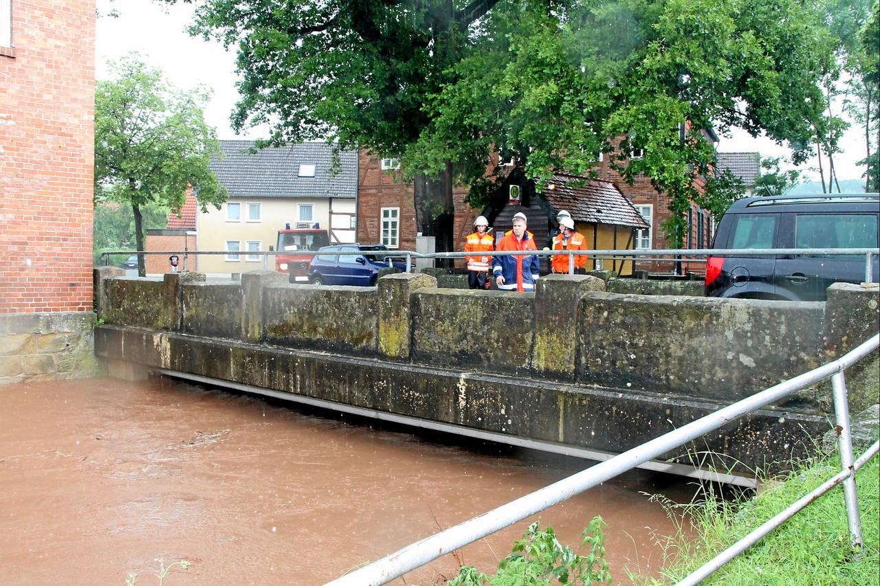 Hochwasserschutz soll verbessert werden