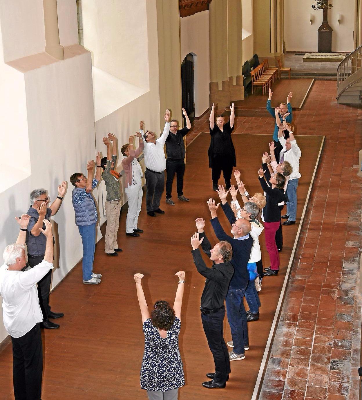 Tango in der Kirche