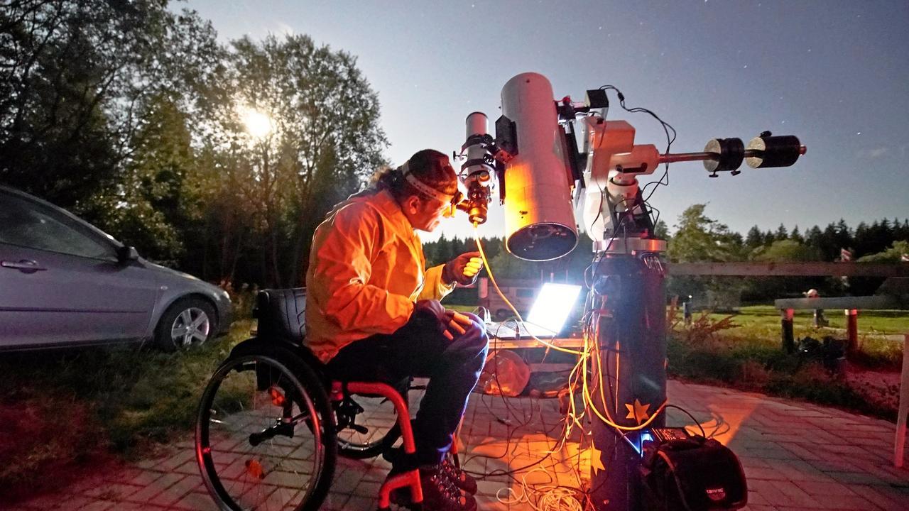 Sternwarte bietet Blick auf die Sonnenbahn