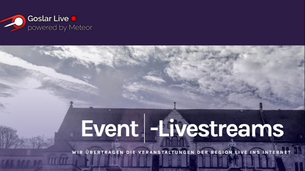 Weitere Konzerte im Live-Stream