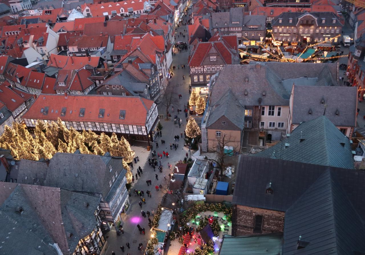 Goslar Weihnachtsmarkt.Weihnachtsmarkt Goslar Ein Rundgang Goslar Gz Live