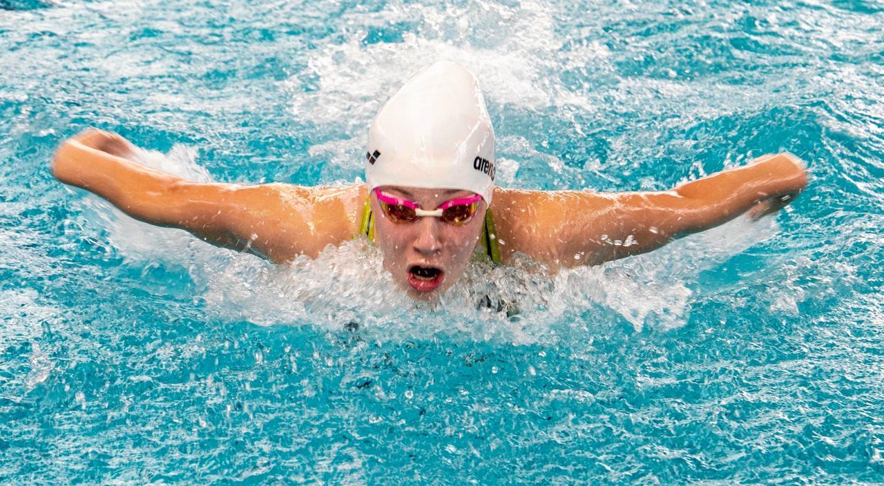 Schwimmer mehrfach auf dem Treppchen