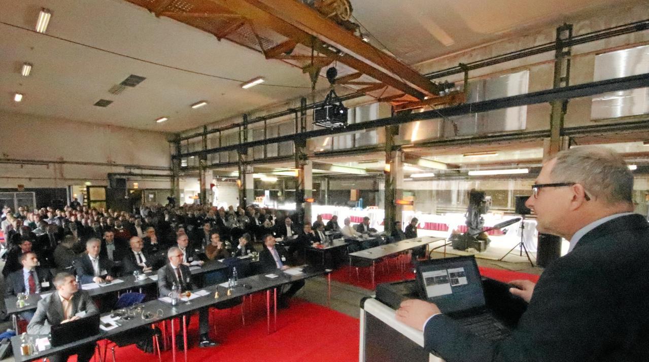 Symposium mit mehr als 200 Teilnehmern