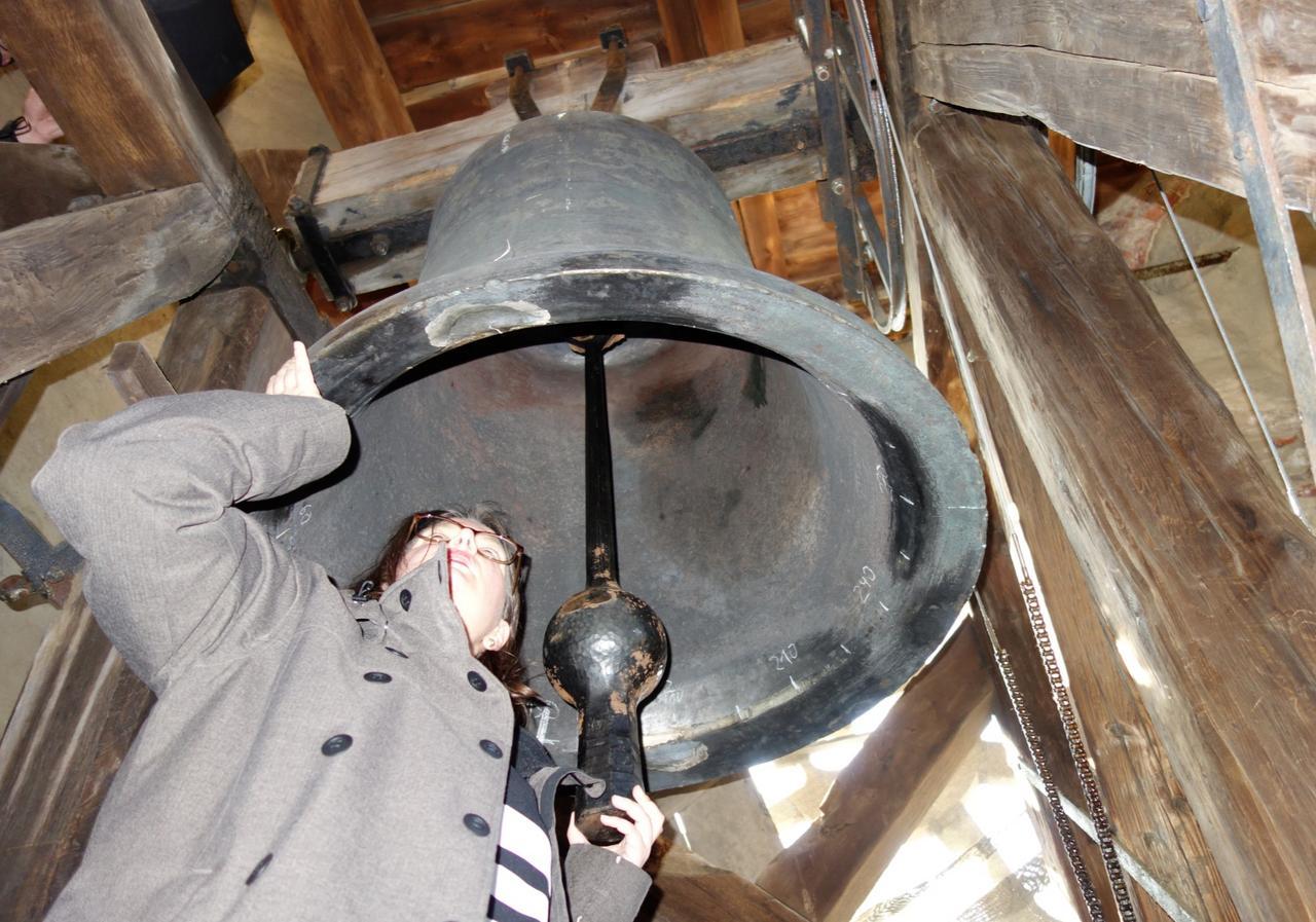 St. Georgs große Glocke schweigt