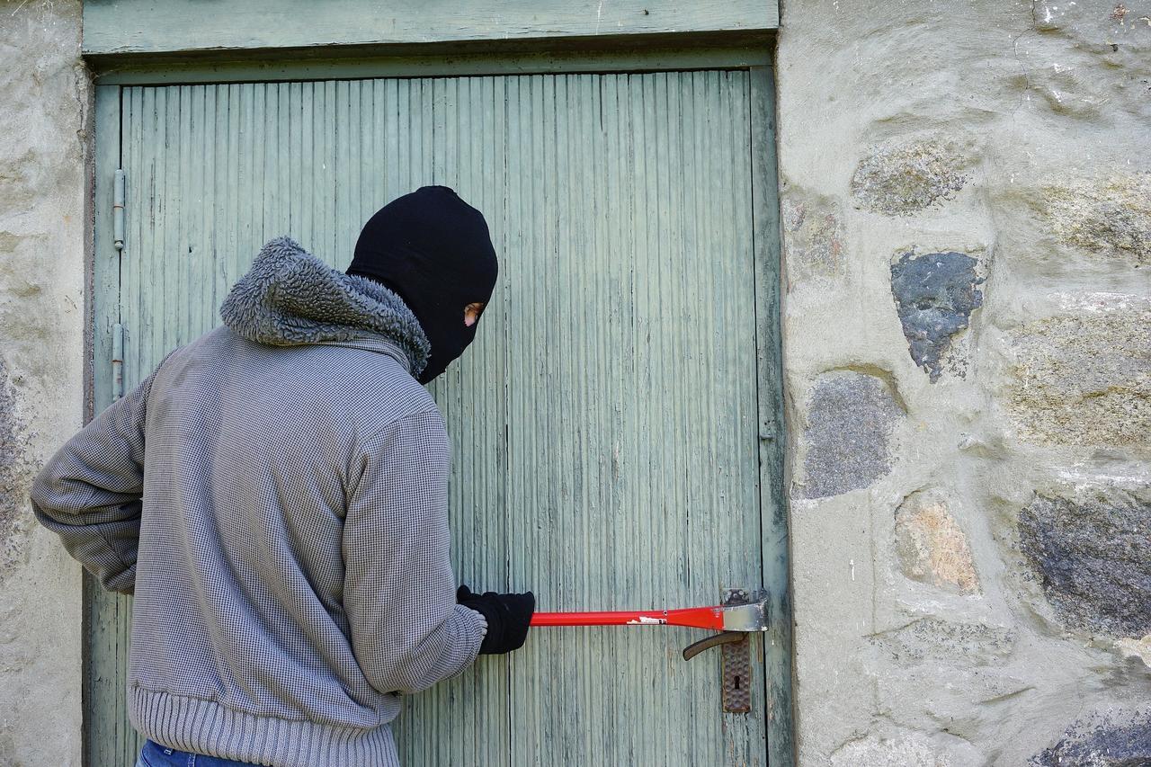 Zahl der Einbrüche in Niedersachsen sinkt